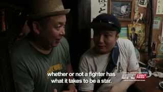 Fight Night Japan: Yesterday