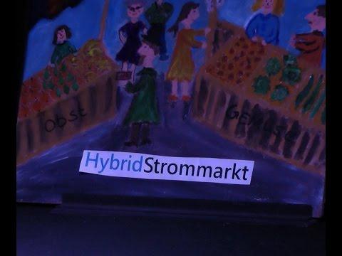 Hybridstrommarkt: Auf dem Agora der Energiewende