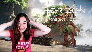 REACTION: Horizon Forbidden West | Ooooommmmggggg