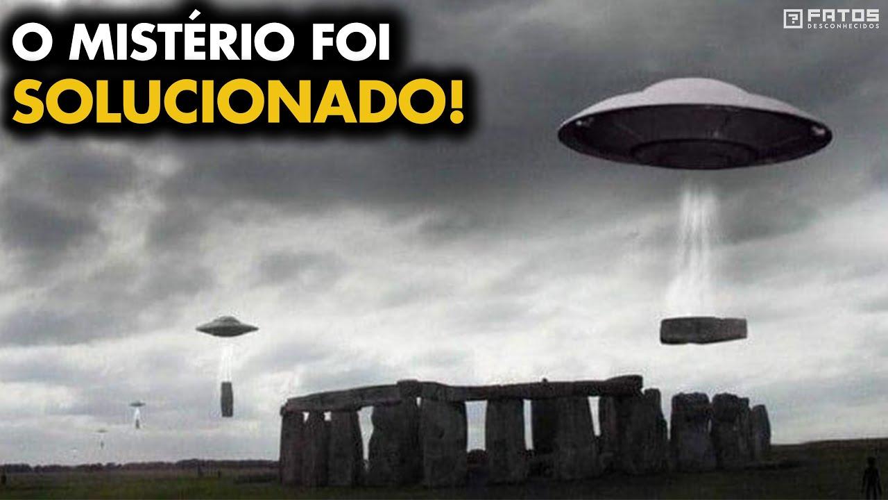 Nós finalmente sabemos como Stonehenge foi construída