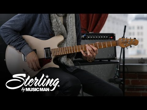 Sterling by Music Man | James Valentine Signature Guitar Demo - JV60