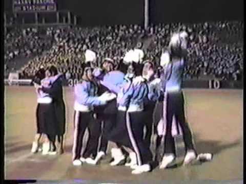 Walterboro High School Band of Blue Highlights - MID 80's