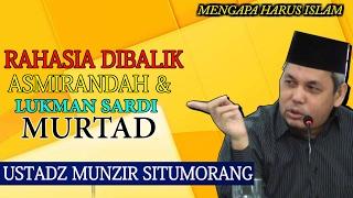 Download Video Mengapa Asmirandah Dan Lukman Sardi Murtad || Utadz Munzir Situmorang MP3 3GP MP4