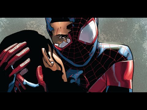 Ultimate Comics All New Spider-Man #22: An Ultimate Death 💔