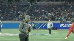 Pro Bowl played in front of sold out crowd