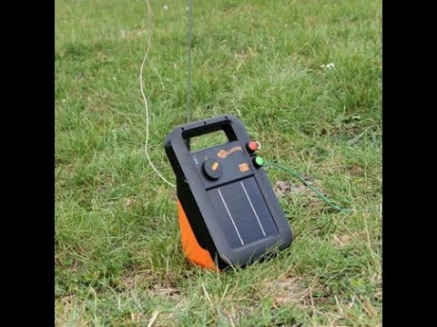 Gallagher S16 Solar Electric Fence Charger Review