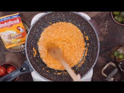 Cookin.ID (BMI)  X Indofood : Bumbu Penyedap Ayam Kampung I Ayam Betutu