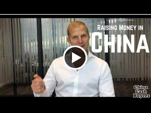 Want to raise money in China? Don't fall into this TRAP!