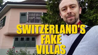 The Lovely Swiss Villas That Could Destroy An Army