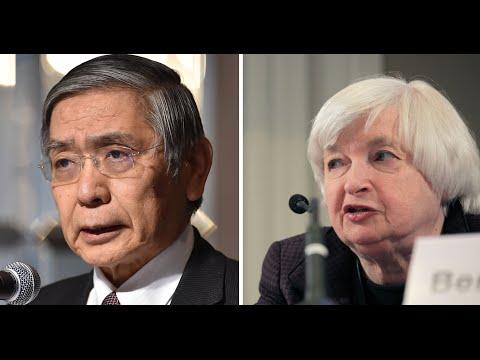 FOMC & Bank of Japan's April 2016 Meetings