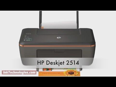 HP Deskjet 2514 Instructional Video