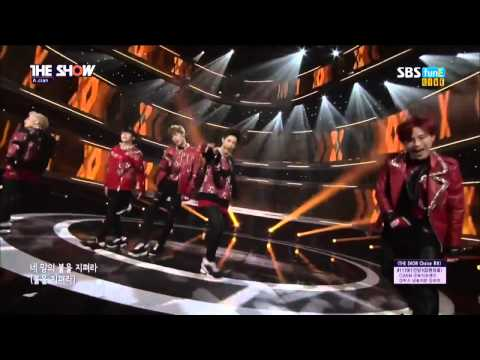 [LIVE_HD] 141111 A cian 에이션 - OUCH 아우치 @ The Show