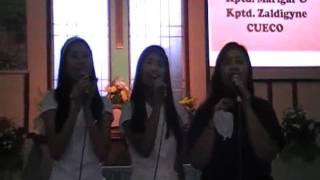 Gen. Trias Unida Choir - Ikaw ang Himig- Joyce,Marigar & Zaldigyne