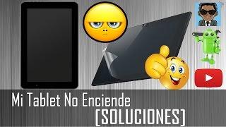 Mi Tablet No Enciende y No Carga ¿Qué hago? [2 SOLUCIONES] thumbnail