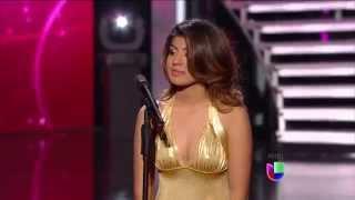 Primer Reto De Varias Preguntas En Nuestra Belleza Latina 2015
