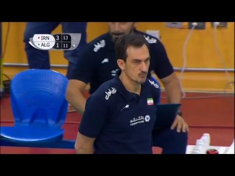IRI vs ALG 2017 FIVB Men's U23 World Championship