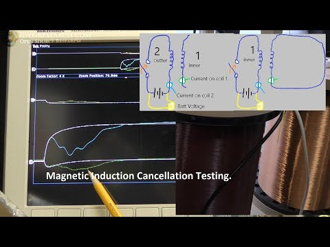 JWN Project P14: Magnetic Induction Cancellation Testing.