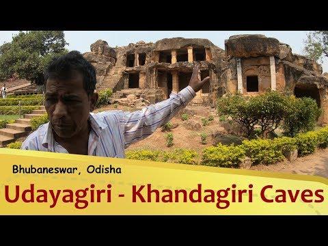 UDAYAGIRI and KHANDAGIRI Caves Full Guided Tour