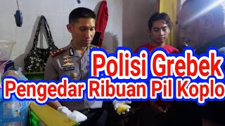 Download Polisi Grebek Pengedar Pil Koplo Mp3