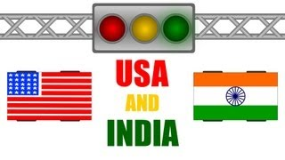 usa and india traffic rules thumbnail