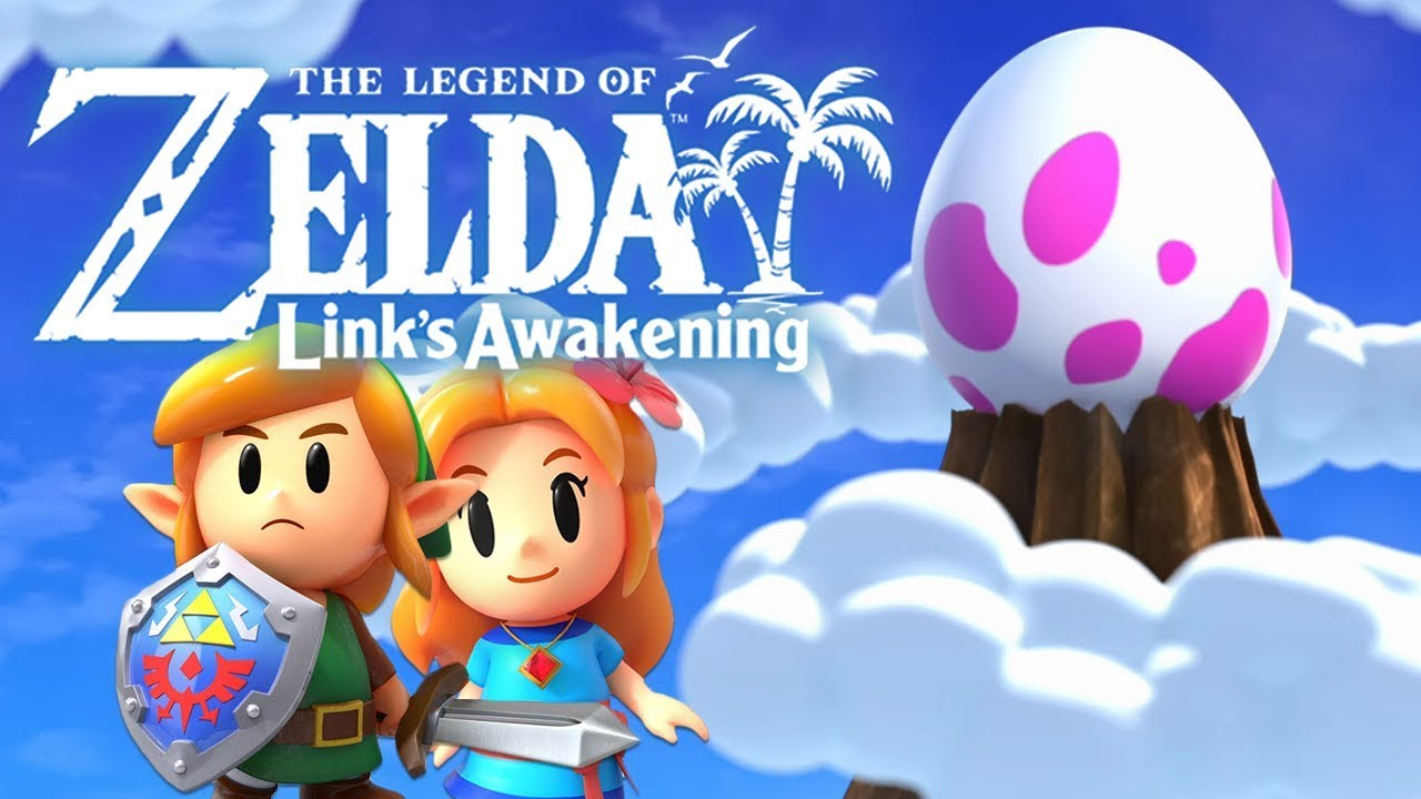 The Legend of Zelda: Link's Awakening [Nintendo Switch] Part 1 thumbnail