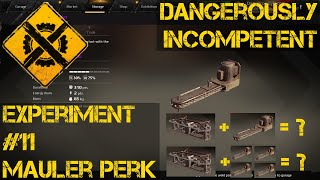 Crossout Experiment #11 Does The Mauler Damage Bonus Stack On Lacerators?