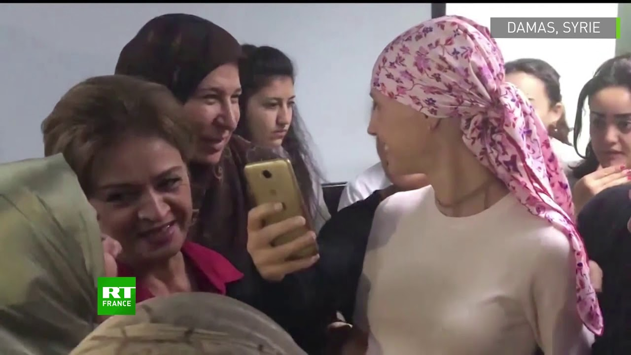 Rencontre femme syrienne en france