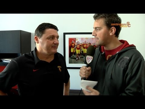 USC Football - Coach O talks Signing Day and Future at SC (PART 1)