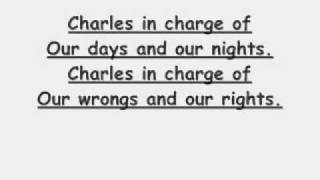 Relient K Charles in Charge with Lyrics