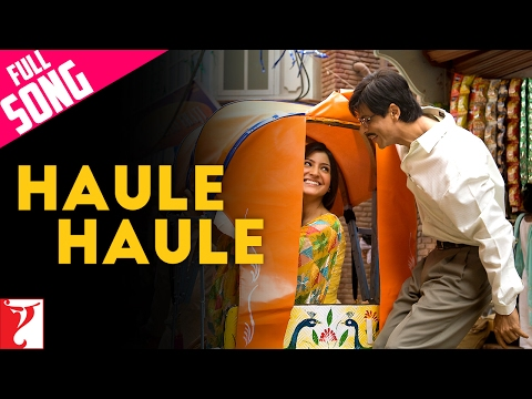 Shah Rukh Khan Haule Haule Lyrics German Translation