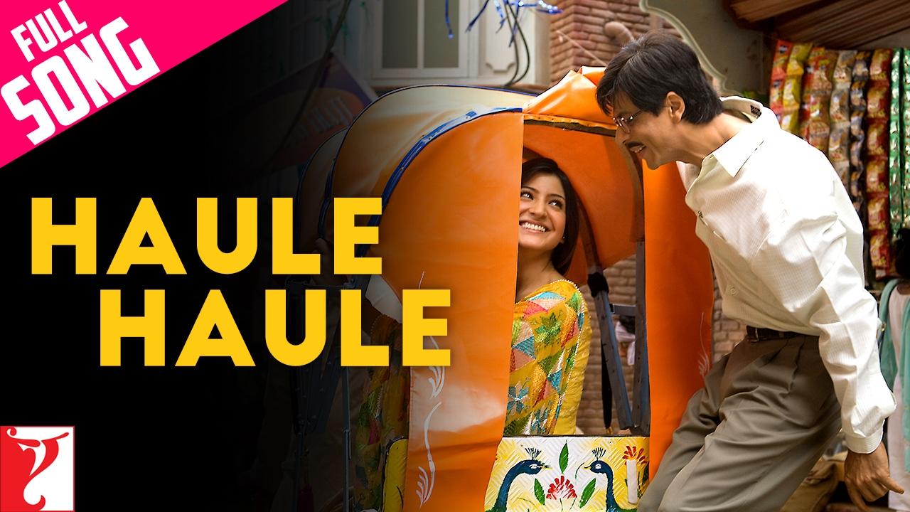 Haule Haule - Full Song | Rab Ne Bana Di Jodi | Shah Rukh Khan | Anushka Sharma | Sukhwinder Singh #1