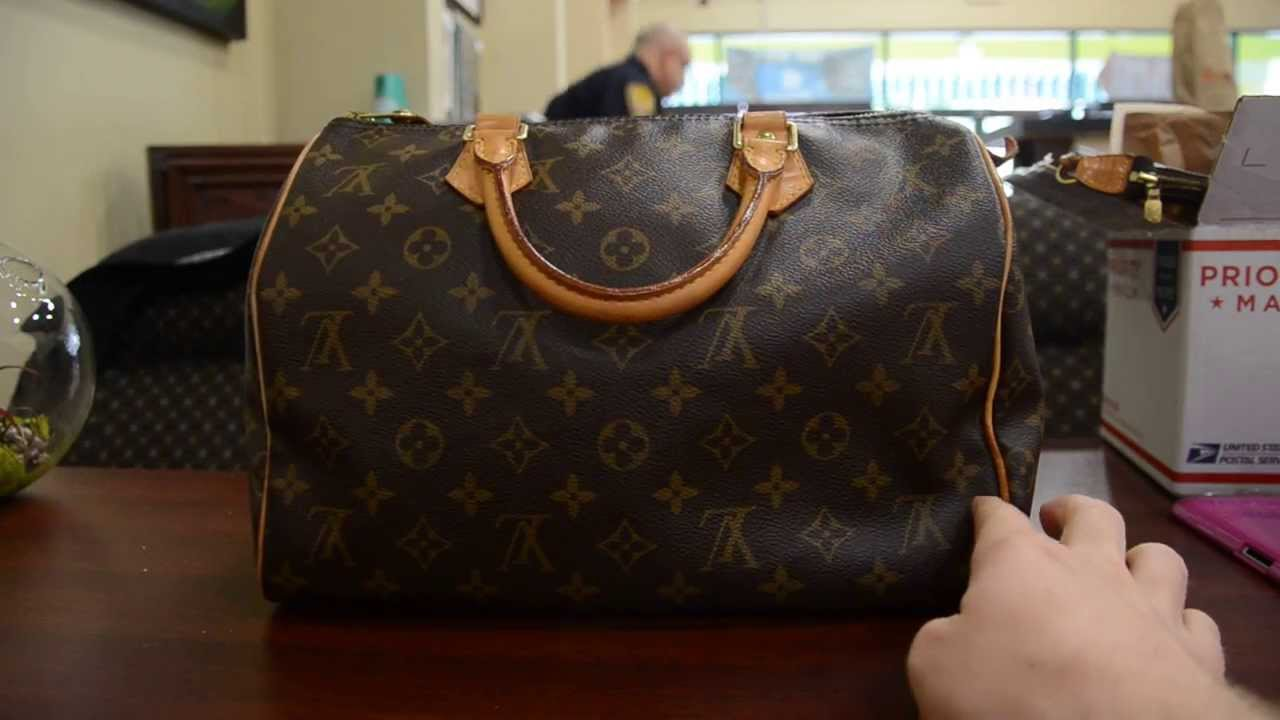 Pre-owned - HAND BAG Louis Vuitton