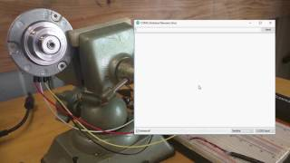 Running Hard Drive Motor from Arduino with Variable Speed and Direction