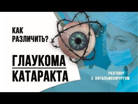 Глаукома и катаракта, как различить? Хирург офтальмолог о лечении катаракты и глаукомы.
