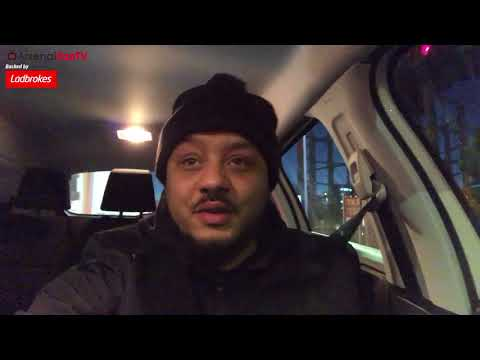West Ham vs Arsenal | Road Trip To London Stadium With Troopz