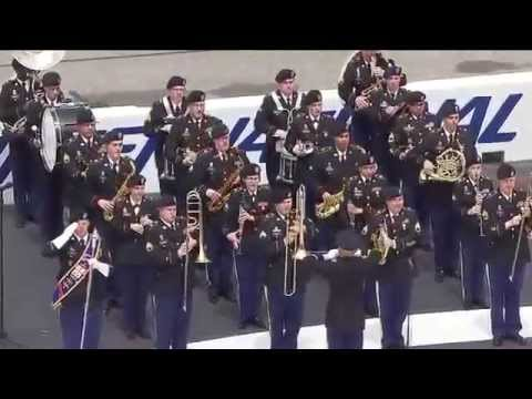 The Star Spangled Banner Fort Lee 392nd Army Band 04 25 15 Youtube