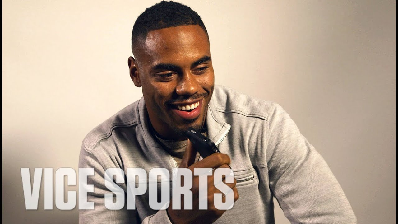 Rashad Jennings: Good Football Player, Better Son