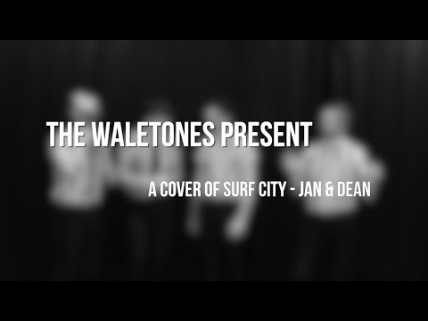 Surf City - Jan & Dean [A cappella Cover by The Waletones]
