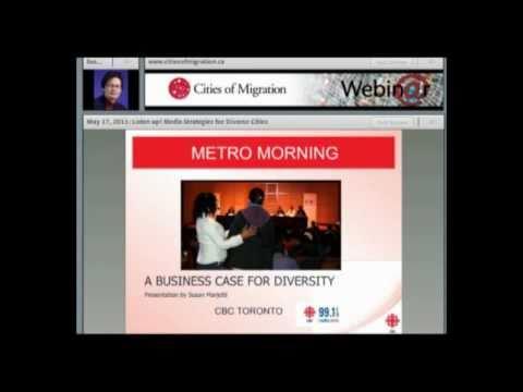 Webinar: Listen up! Media Strategies for Diverse Cities