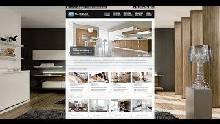 Photoshop İle Web Sitesi Nasıl yapılır Photoshop Web Tasarımı Web Design
