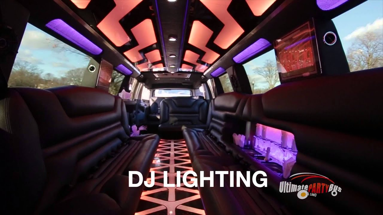 fleet ultimate party bus \u0026 limo Witte Limousine.htm #19