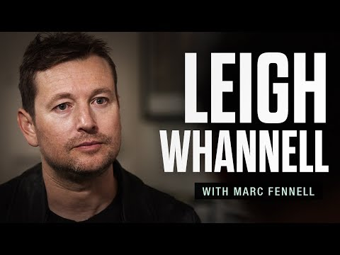 Leigh Whannell: Learning what not to do