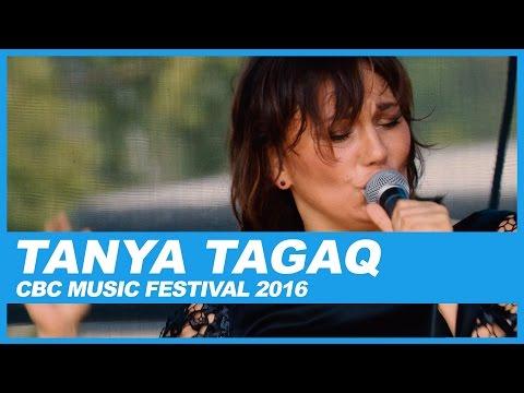 Tanya Tagaq | CBC Music Festival 2016 | Full Set