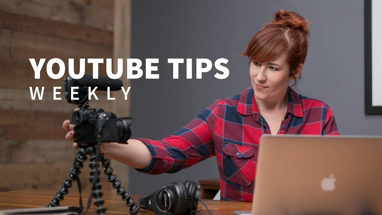 YouTube Tips Weekly | LinkedIn Learning