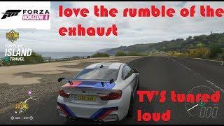 Forza Horizon 4-BMW M4 GTS Gameplay