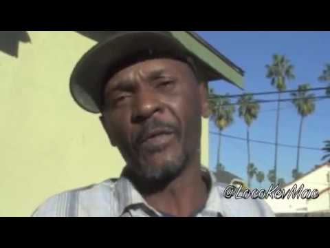 BGF Member talks about being an original Crip and Raymond Washington in Tracy DVI