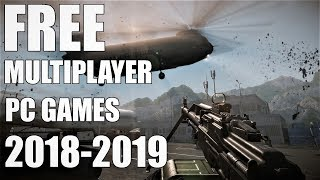 Top 10 Free Multiplayer Games For Pc 2018   2019