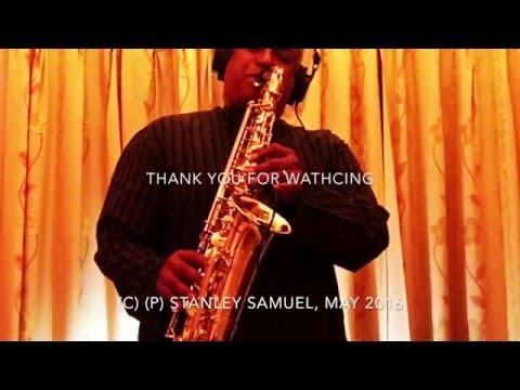 Tere Bina Zindagi Se Koi Shiqwa | Film Aandhi | Stanley Samuel | Best Saxophone Covers