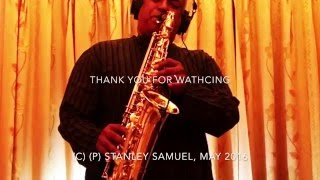 Tere Bina Zindagi Se Koi Shiqwa   Film Aandhi   Stanley Samuel   Best Saxophone Covers