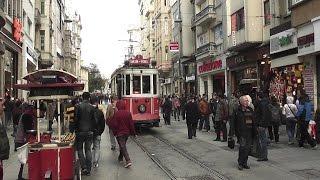Βόλτα στην Κωνσταντινούπολη
